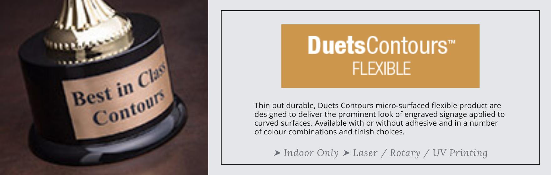 Duets Contours